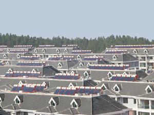 安徽六安霍山县示范工程